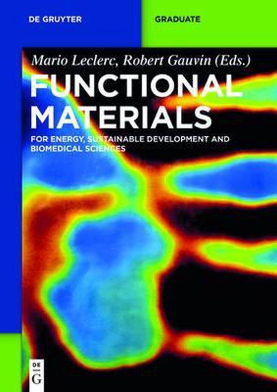 Boek cover Functional Materials van Michele Auger (Hardcover)