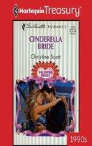 Omslag Cinderella Bride