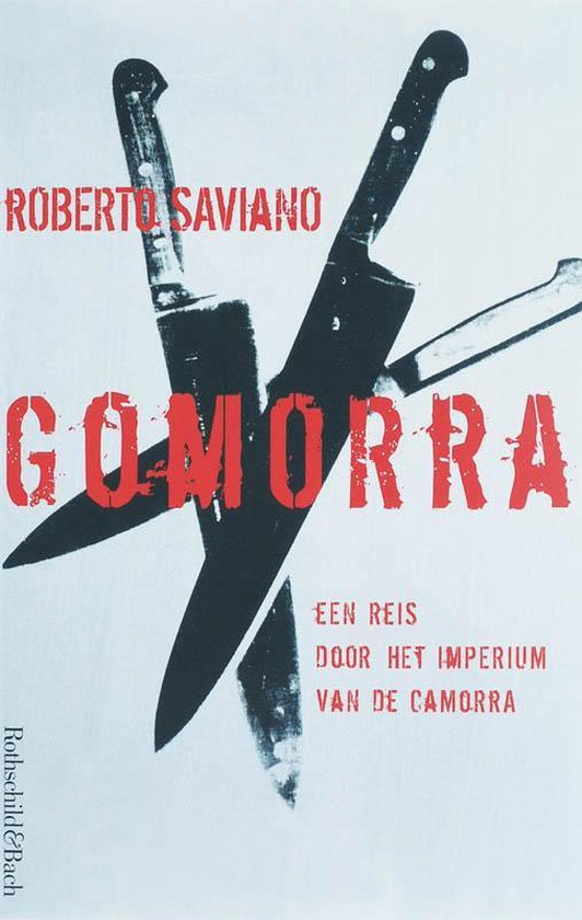 Cover van het boek 'Gomorra'