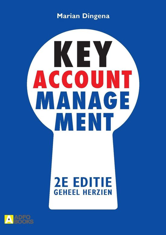 Key accountmanagement - 2de editie - Marian Dingena |