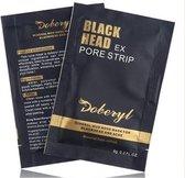 |5x Doberyl Originele Black Head Peel Mask | Mee Eters & Acne verwijderen | Peel Off Mask | Doberyl Neusstrip | Blackhead Pilaten