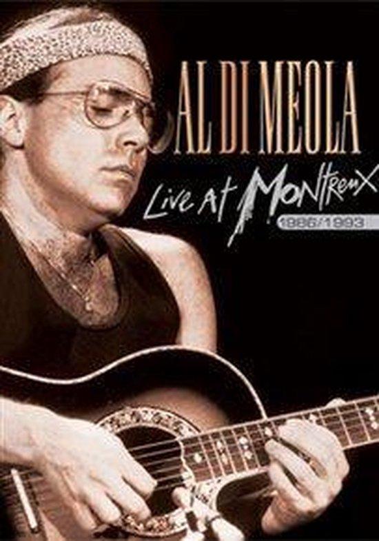Cover van de film 'Al Di Meola - Live Montreux'