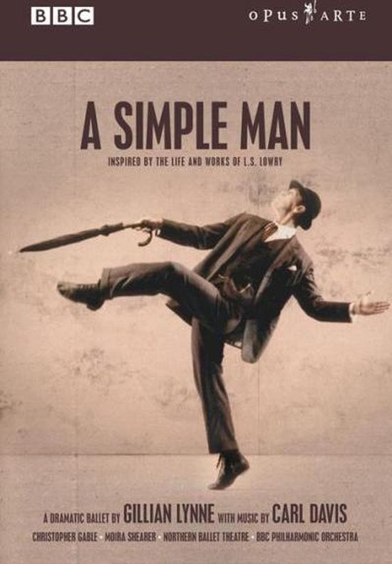 Cover van de film 'A Simple Man'
