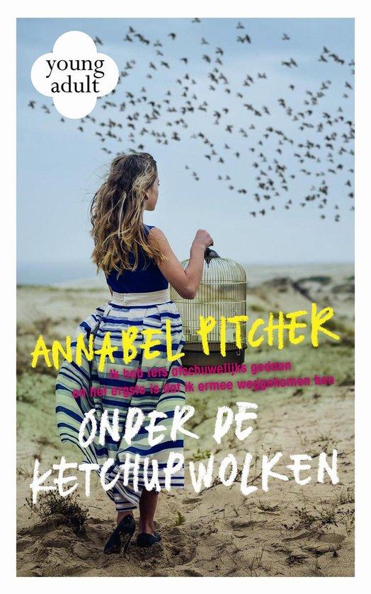 Onder de ketchupwolken - Annabel Pitcher |