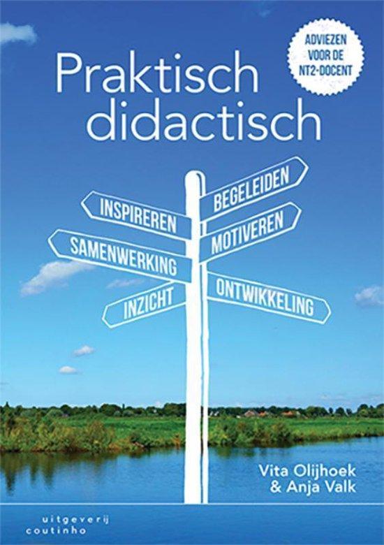 Boek cover Praktisch didactisch van Vita Olijhoek (Paperback)