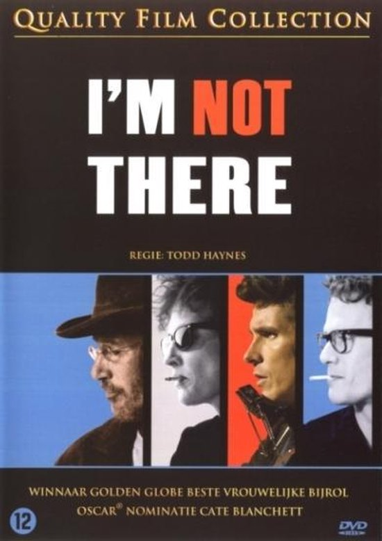 Cover van de film 'I'm Not There'