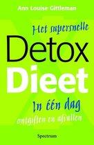 Het Supersnelle Detox Dieet