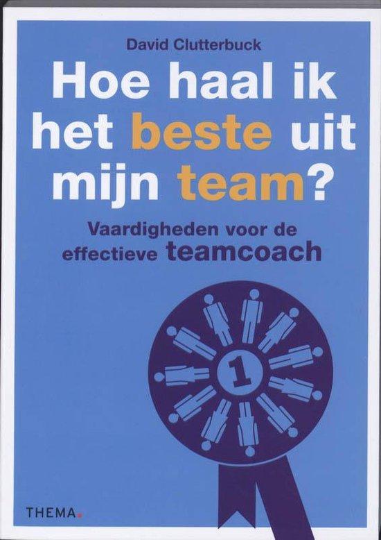 Hoe haal ik het beste uit mijn team? - David Clutterbuck   Fthsonline.com