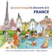 Le canard orange à la découverte de la France