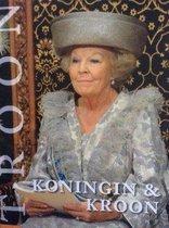 Ons Koningshuis deel 2 Troon koningin & Kroon