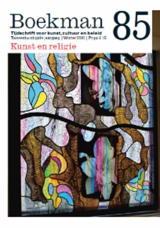 Boekman 85 - Kunst en religie - none | Readingchampions.org.uk