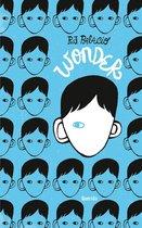 Boek cover Wonder van R.J. Palacio (Paperback)