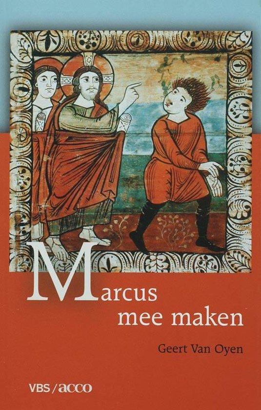 Marcus mee maken - G. van Oyen |