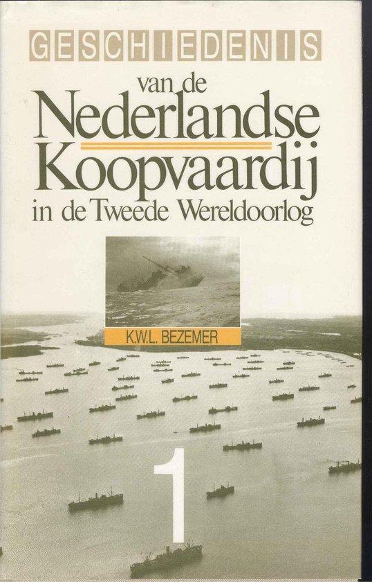 Geschiedenis ned. koopvaardij in 2e w.o. - Bezemer  