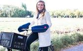 WOBS fietswanten,  Bike Pogies - Urban Dark Navy