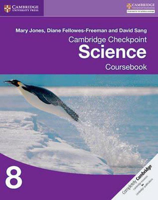 Afbeelding van Cambridge Checkpoint Science Coursebook 8