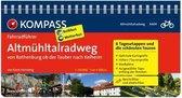 RF6404 Altmühltal-Radweg, von Rothenburg o,T, nach Kelheim Kompass