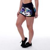 Dames Sportbroek – Rok met binnenbroek – Handige pockets – Design Edis - Maat L
