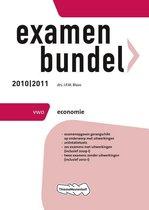 Examenbundel  - 2010/2011 - deel VWO Economie