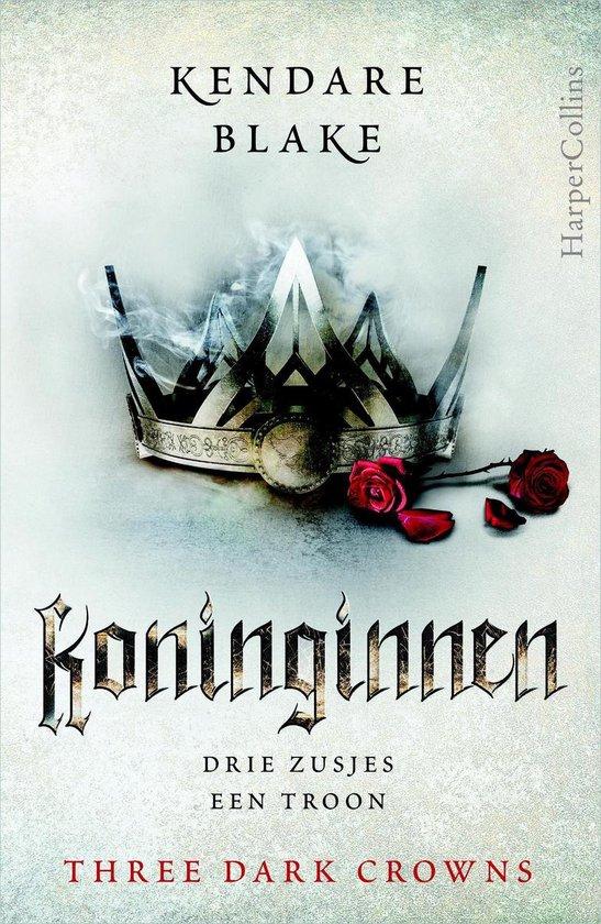 Three Dark Crowns 1 - Koninginnen - Kendare Blake |