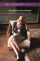 Boek cover De Cazalets 5 - Veranderingen van Elizabeth Jane Howard