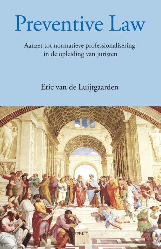 Preventive law - Eric van de Luijtgaarden |
