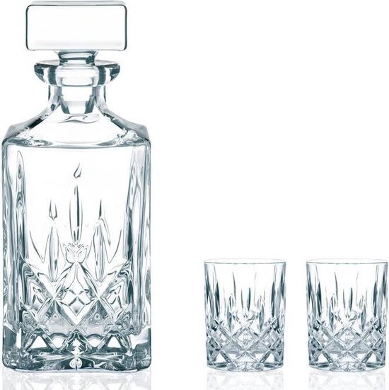 Nachtmann Noblesse Whiskyset - 3-delig
