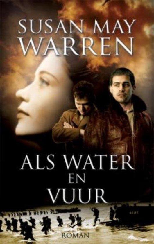bol.com   Als Water En Vuur, Susan May Warren   9789029795906   Boeken
