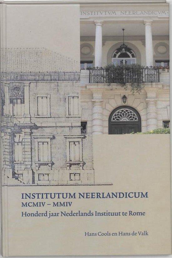 Institutum Neerlandicum MCMIV-MMIV - Herman Cools | Fthsonline.com