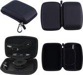Universele 6 Inch GPS Navigatie Systeem Hardcase Beschermtas Voor de TomTom - Carry Case Tas Hoesje