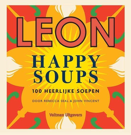 LEON Happy Soups - Rebecca Seal | Readingchampions.org.uk