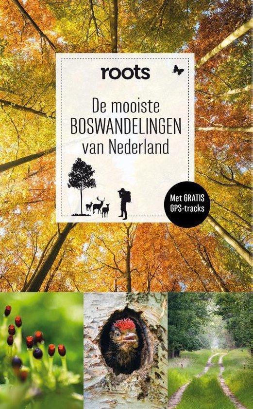 Afbeelding van het spel De mooiste boswandelingen van Nederland