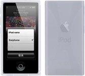 iPod Nano 7 - TPU Bescherm-Cover Hoes Skin Hoesje - Transparant
