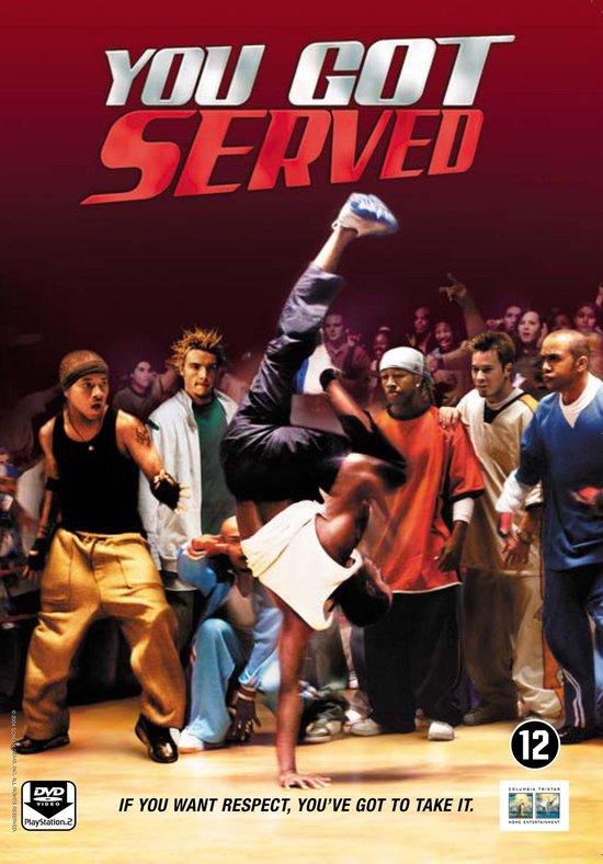 Cover van de film 'You Got Served'