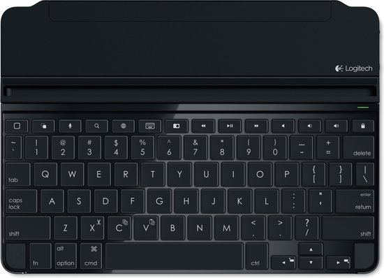 Logitech Ultrathin Keyboard Cover voor iPad Air 2 QWERTY (Space Grey)