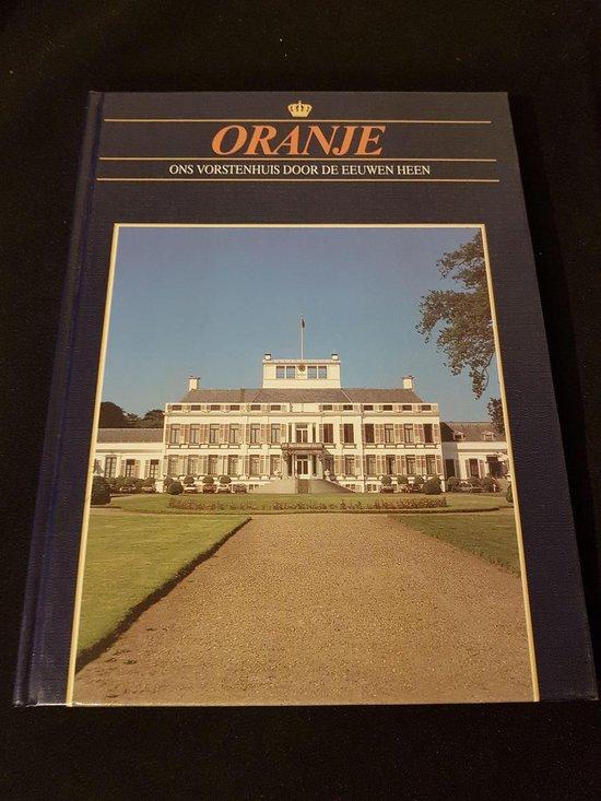 Vorstelijke huizen en paleizen - Deel 3 Oranje - K.A. van den Hoek pdf epub