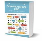 Compendium Geneeskunde Scheurkalender 2018