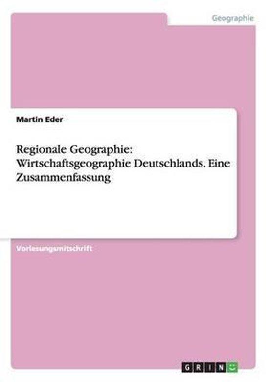 Regionale Geographie