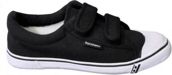 Frankfurt Sportschoenen - Maat 35 - Unisex - zwart/wit