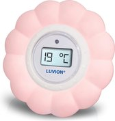 Luvion - Bad/kamerthermometer - Roze