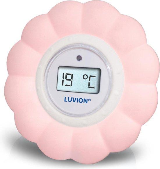 Luvion - Bad/kamerthermometer - Roze