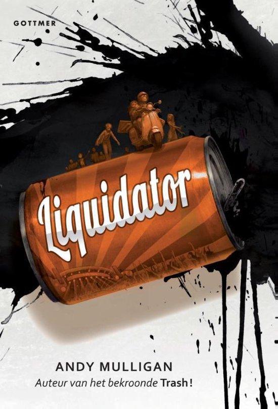 Liquidator - Andy Mulligan pdf epub