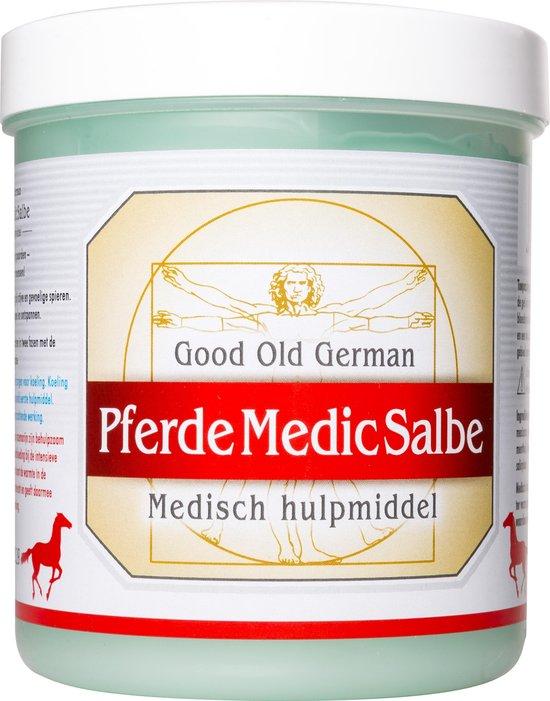 dr. Jacobys PferdeMedicSalbe paardenzalf 600 ml