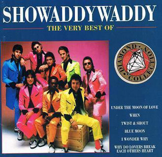 Showaddywaddy - Very Best Of (Diamond Collection)