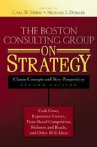 Boek cover The Boston Consulting Group on Strategy van Carl W Stern (Hardcover)