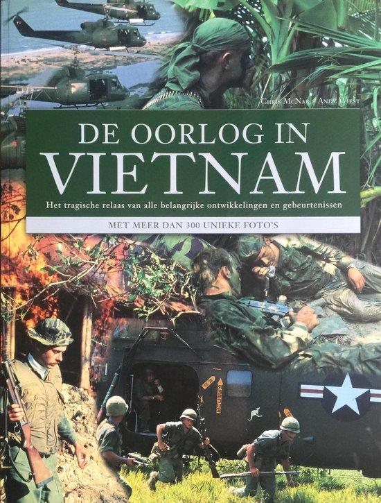 De oorlog in Vietnam - Chris McNab pdf epub