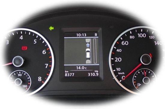 Park Assist incl. Park Pilot w / OPS - Retrofit - VW Tiguan 5N - PDC achter beschikbaar voorwielaandrijving