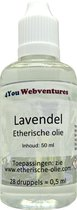 Pure etherische lavendelolie - 50 ml - etherische olie - essentiële lavendel olie - 4You Webventures