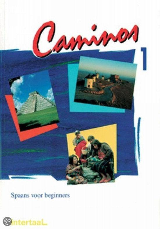 Tekstboek Caminos 1 - Görrissen e.a. | Fthsonline.com