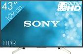 Sony KD-43XF7596 - 4K TV